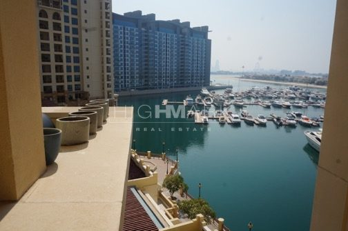 Marina Residence 1   2 Bed + Maids   Unfurnished Apartment for Sale